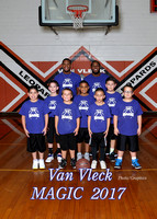 Van Vleck Youth Basketball 2017